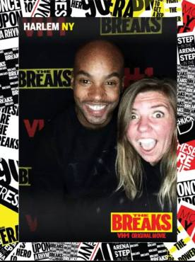 The Breaks Movie Premiere Party