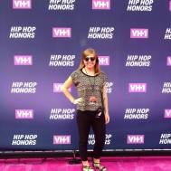 Press Assistant // VH1 Hip Hop Honors