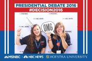 Volunteer // Presidential Debate 2016
