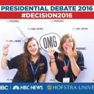 Volunteer // Presidential Debate 2016