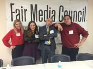 Social Media Volunteer // FMC Awards